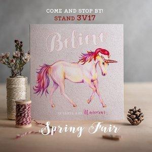 See you at Spring Fair!!