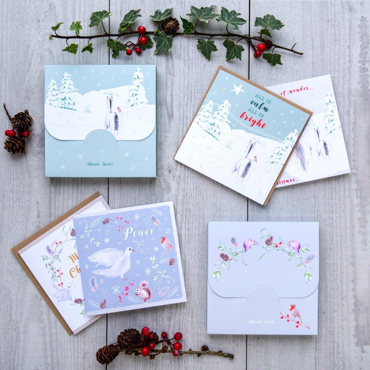 Boxed Christmas sets