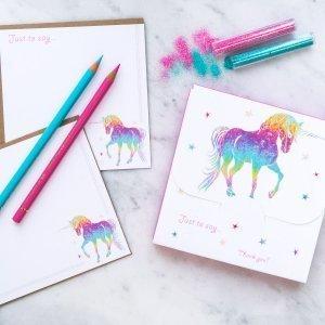 Unicorn Note lets