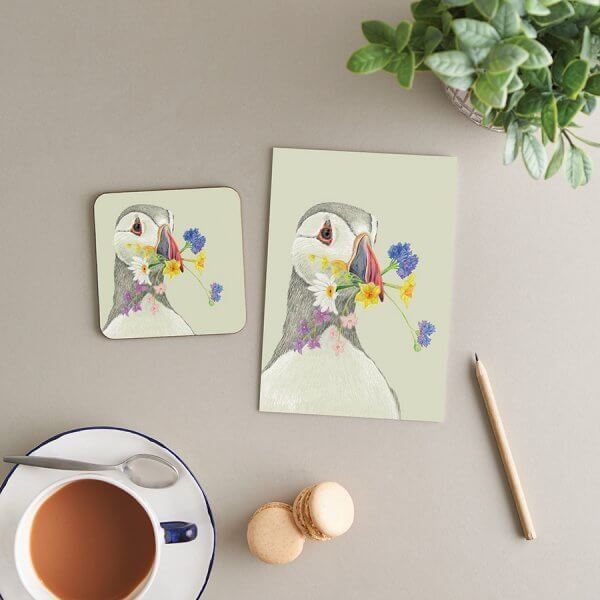 Coasters & Cards